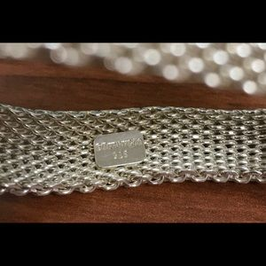 Tiffany & Co. Jewelry - Tiffany Mesh Bracelet